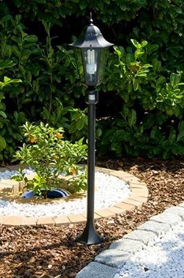 Stehlampe mit Bewegungsmelder