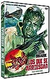 Los Que Se Arriesgan [DVD]