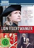 DVD Cover 'Lion Feuchtwanger (DDR-TV-Archiv) [5 DVDs]