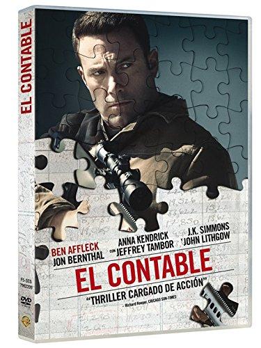 The Accountant (EL CONTABLE, Spanien Import, siehe Details für Sprachen)