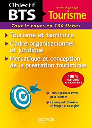 Objectif BTS Fiches Tourisme par Mélanie Bourge