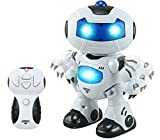 #9: Fantasy India Domenico Agnet Bingo Remote Control Robot Toy - White