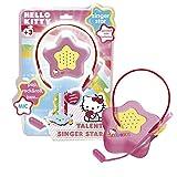Reig Hello Kitty con micrófono y