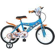 """Planes - Bicicleta de 16"""" (Toimsa 753)"""