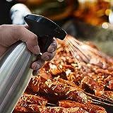 Gaddrt 500ml Premium Cooking oil Sprayer oil Mister dispenser in resistente acciaio INOX aceto spruzzatore cucina Barbecue marinata flacone spray