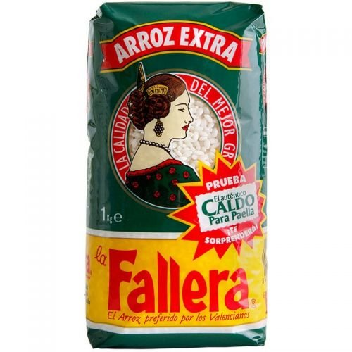 Original spanischer Paella-Reis 1 kg