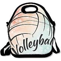 Preisvergleich für Love Is Volleyball Kühltasche für unterwegs, robust, 29,2 x 29,2 x 14,5 cm