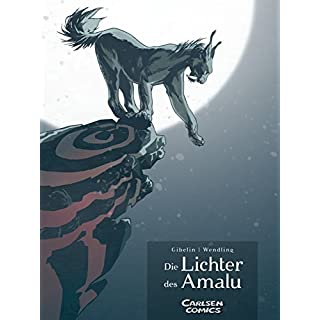Die Lichter des Amalu von Christophe Gibelin (1. Juni 2009) Gebundene Ausgabe