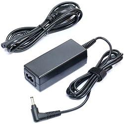 DNX Chargeur Alimentation Secteur Compatible pour Lenovo IdeaPad 110-17ACL 5A10H42922, 20V 2.25A 45W, Note-X