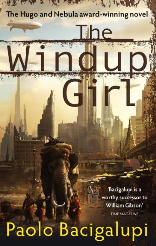 The Windup Girl (English Edition)