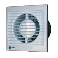 Ventilazione SIKU tecnologia 125 ST Silenta ventola bianco