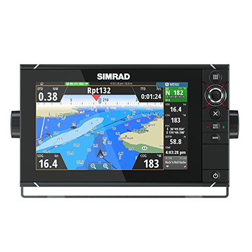 Simrad Navigationsgerät NSS9M Evo2, 000-11187-001