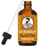 Sir Beardalot Olio da Barba per Uomo - Mulled Cider 30ml immagine