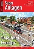 Die Goldenen Zwanziger - Die obere Ruhrtalbahn zur fr�hen Reichsbahn-Zeit in H0 - Eisenbahn Journal Super-Anlagen 2-2015 Bild