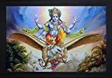 SAF Vishnu Religious Painting(30 x 2 x 45 CMS)