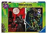 Ravensburger 10891 - Ninja Turtles gegen Shredder - 100 Teile XXL Puzzle