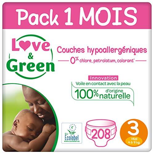 Couches, Changes Pampers Nouveau Bébé Taille De Couches 3-29 Couches Elegant Shape