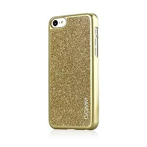 GGMM Sparkle étui de protection Ultra Mince + Film de protection d'écran pour iPhone 5C