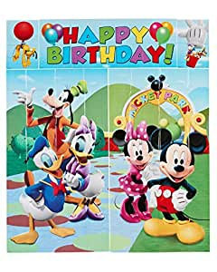 amscan micky maus partyposter. Black Bedroom Furniture Sets. Home Design Ideas