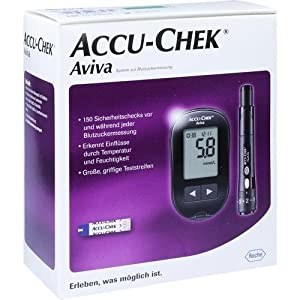 Accu Chek Aviva Blutzuckermessgerät mmol/L, 1 St