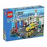 LEGO City 7993 - Tankstelle Vergleich