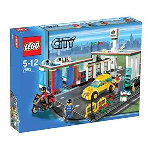 duplo waschanlage LEGO City 7993 - Tankstelle