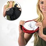 Webla-16,1 x 6,2 pouces / 41 x 41 x 16 centimètres diffuseur de panneau lumineux lampe de poche softbox Speedlite pour Yongnuo Yn300 Iii Yin300 lumière vidéo à led avec sangles attachées et sac