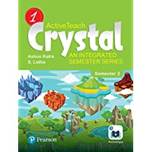 ActiveTeach Crystal: Integrated Book for CBSE/State Board Class- 1, Sem- 2 (Combo)