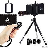 Best XCSOURCE Caméra Monopodes - Ensemble des lentilles et télécommande d'obturateur pour Apple Review