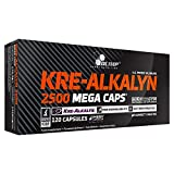 Olimp Kre-Alkalyn 2500 mega caps 120 Stück