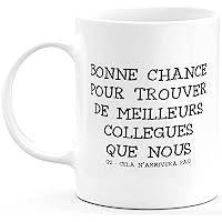 quotedazur Cadeau Collègue De Travail - Cadeau Départ Homme, Femme, Chef, Stagiaire, Départ Retraite, Merci…