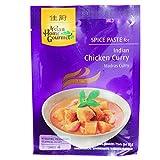 Asian Home Gourmet Indische Madras Currypaste für Curryhuhn 50g