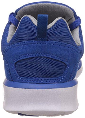 DC Shoes Heathrow M, Baskets Basses Homme Bleu (Blue/Grey)
