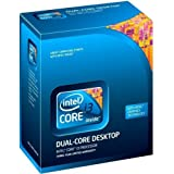 Intel Core i3-550 3.2GHz 4MB Smart Cache Caja - Procesador (3.20 GHz), Intel Core i3-xxx, 3,2 GHz, LGA 1156 (Socket H), PC, 32 nm, i3-550)