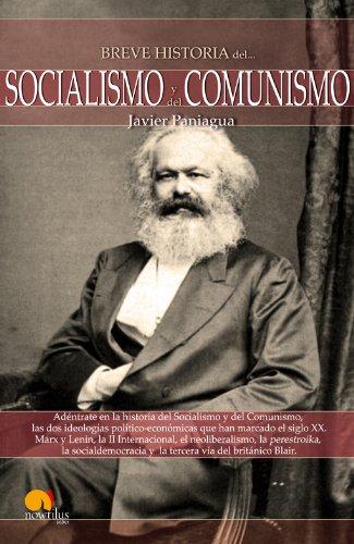 Breve historia Socialismo y del  Comunismo por Javier Paniagua