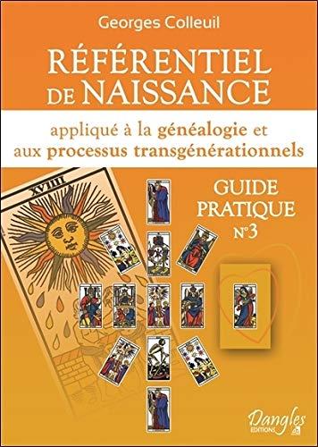 Référentiel de naissance appliqué à la généalogie et aux processus transgénérationnels par Georges Colleuil