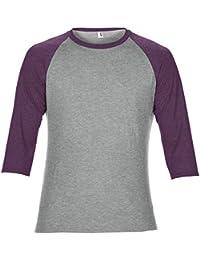 cfbcf6e4e4 Amazon.co.uk: Purple - Long Sleeve Tops / Tops, T-Shirts & Shirts ...