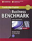 Business Benchmark Upper Intermediate Business Vantage Student's Book (Cambridge English) by Guy Brook-Hart (2013-12-09)