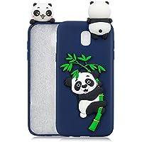 Everainy Samsung Galaxy J7 2017 Silikon Hülle Ultra Slim 3D Panda Muster Ultradünn Hüllen Handyhülle Gummi Case... preisvergleich bei billige-tabletten.eu