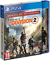 Tom Clancy's The Division 2 - Washington D.C. Edition (PS4)