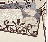 Hanse Home 102372 Teppichläufer, Polyamid, braun, 67 x 180 x 0.8 cm - 3