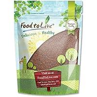 Food to Live Las semillas de brócoli para brotar (Kosher) 1.8 Kg