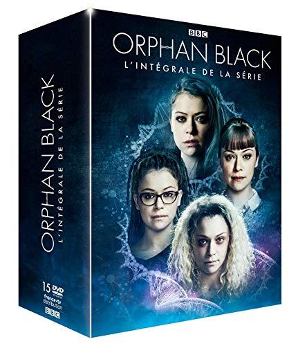 Coffret orphan black, saisons 1 à 5 [FR Import]