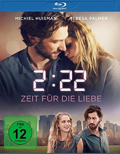 Bild von 2:22 - Zeit für die Liebe [Blu-ray]