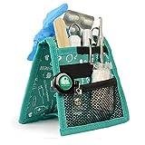Organizador auxiliar de enfermería | Keen's de Elite Bags | Para bata o pijama | Diseño exclusivo con estampados en color verde