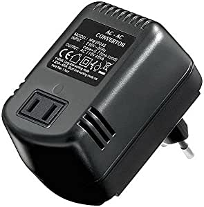Goobay 54754 Transformateur de tension 45 W, 230 V vers 110 V (Import Allemagne)