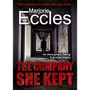 The Company She Kept (Inspector Gil Mayo Mystery Series Book 6)