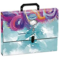 maletin de cartón HABLANDO SOLA by DIS2
