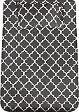 Utopia Bedding - Set Lenzuola Letto - Spazzolata Microfibra - Lenzuola e 1 Federa - (Singolo, Grigio)