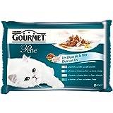 Gourmet Perle Les Duos de la mer Repas pour chat ...